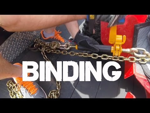 Quickbinder - Chain Binders