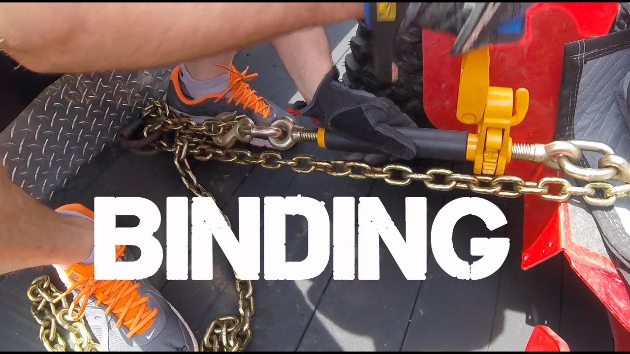 Quickbinder Chain Binders Youtube