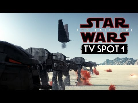 Star Wars The Last Jedi TV Spot 1