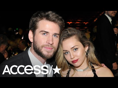 Miley Cyrus Reveals The Reason She Married Liam Hemsworth & It's Not What You'd Expect! | Access