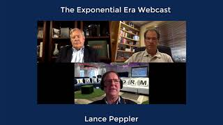 The Exponential Era Webcast - Lance Peppler, Founder of Idea Storm