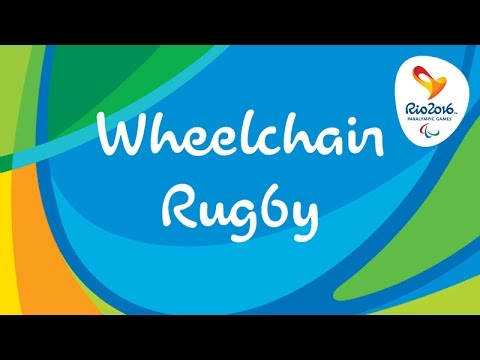 Rio 2016 Paralympic Games | Wheelchair Rugby Day 8 | LIVE