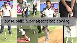 Build a consistent back swing   Sebastian Grobler