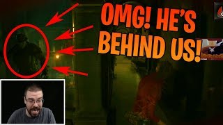 CohhCarnage Plays Resident Evil 2 | Streamer Scare Reactions - Resident Evil 2 Clips & Highlights