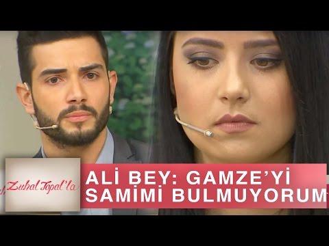 Zuhal Topal'la 183. Bölüm (HD) | Ali'nin Hangi Sözü, Gamze'yi Gözyaşlarına Boğdu?