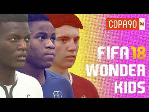 FIFA 18 Young Players- Best Premier League Forwards   Ep. 1