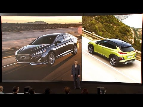 Hyundai Shopper Assurance Press Conference