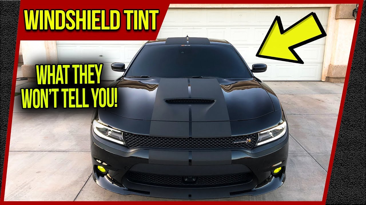 Front Window Tint >> Tinting Your Front Windshield