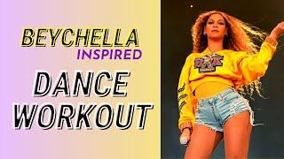 Beychella [Inspired] Dance Workout | #DanceFitness #Beyonce