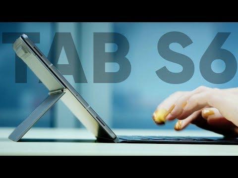 Для тех кому нужно РАБОТАТЬ. Обзор Samsung Galaxy Tab S6 планшет
