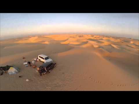 Abu Dhabi Desert Camping