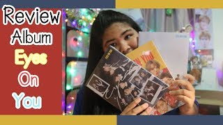 Review Album|Eyes On You - GOT7•งานดีมากเวอร์!