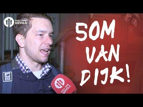 OPPO: £50m For Van Dijk! | Southampton 0-0 Manchester United | FANCAM