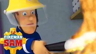 🚒   Fireman Sam New Episodes 2016 - Safety Tips Compilation #1 | Cartoons for Kids