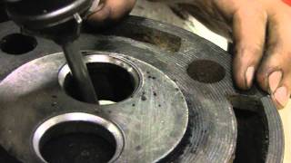 HOW TO CUT VALVE SEATS