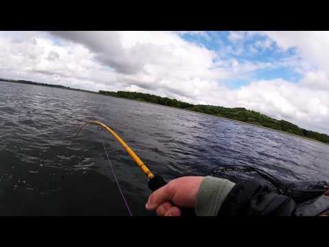 Chew Valley Lake Pike Fight