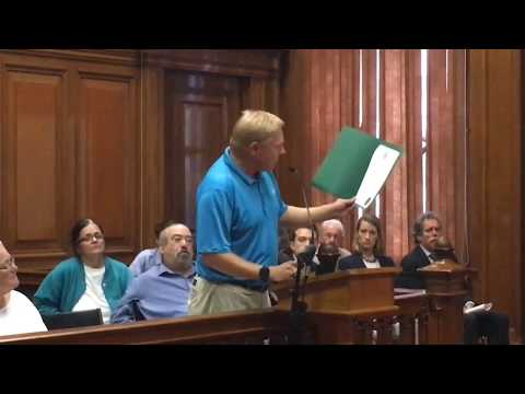 Dave Peterson to Worcester City Council: Bravehearts want seat at the table