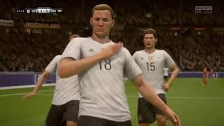 India vs Germany - SEMI Finals FIFA World Cup 2018 - FIFA 18