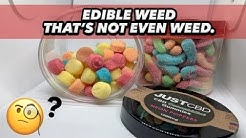 MAGICAL CANDY EVERYONE SHOULD TRY : CBD EDIBLES