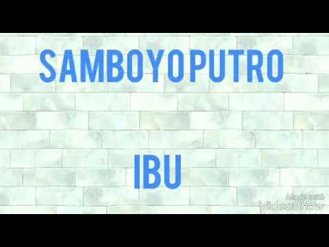 mp3 Jaranan Samboyo Putro - Ibu