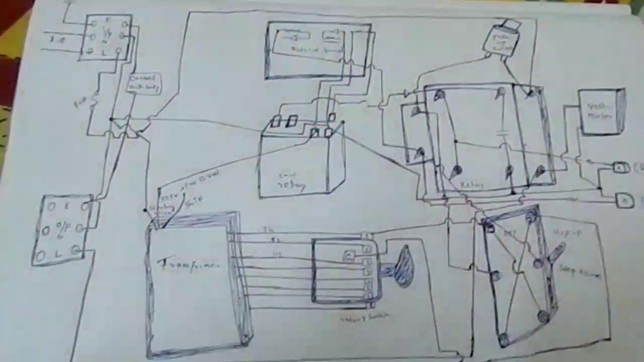 circuit diagram youtube