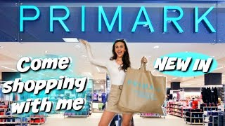 COME SHOPPING WITH ME PRIMARK HAUL 2019 *new in*
