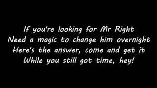 little mix black magic lyrics vido
