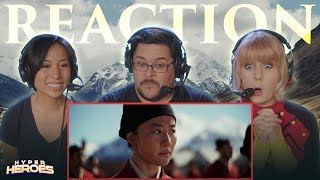 Mulan - Official Trailer Reaction