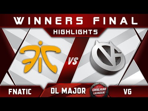 Fnatic vs VG [EPIC] Winners Final Stockholm Major DreamLeague Highlights 2019 Dota 2 thumbnail