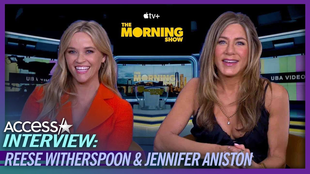 Jennifer Aniston Thinks Reese Witherspoon's Daughter Ava Looks Like Her Twin