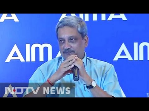 Uri attack: Something may have gone wrong, admits Defence Minister Manohar Parrikar