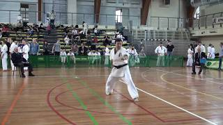 Russian Kata Champions in Absolute Category of 2017