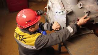 Урок 2  Порядок вскрытия электрооборудования в шахте