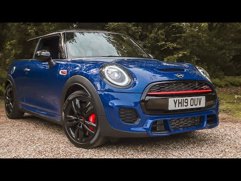 2019 Mini Cooper JCW Review - The Best Hot Hatch?!