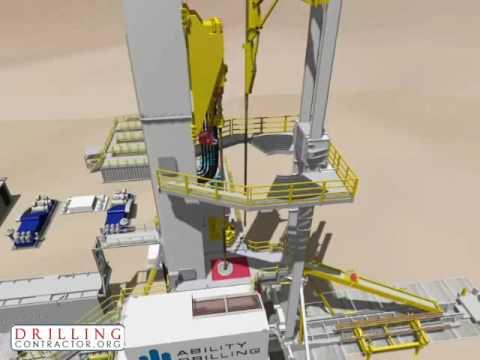 TTS Sense rack and pinion rig