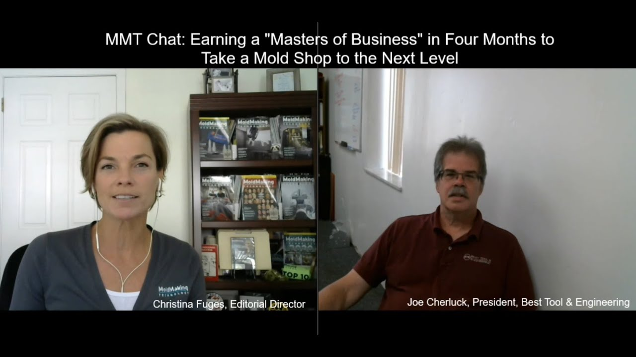 """MMT Chats: Earning a """"Masters of Business"""" in Four Months?"""