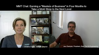 "MMT Chats: Earning a ""Masters of Business"" in Four Months?"