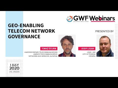 Geo-enabling Telecom Network Governance