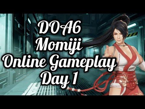 DOA6 Online Momiji