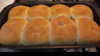 Воздушные Хлебные Булочки Домашний хлеб