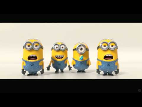 Dispicable me 2 Trailer (Best song Ever!)