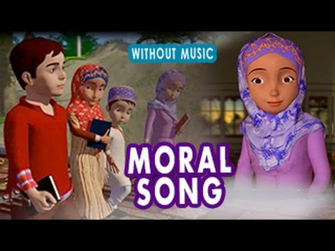 MORAL SONG without MUSIC
