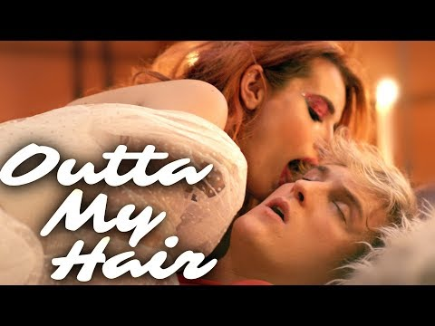 Logan Paul - Outta My Hair [Offizielles Musikvideo]