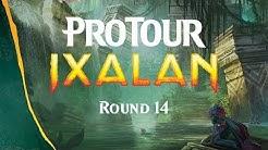 Pro Tour Ixalan Round 14 (Standard): Seth Manfield vs. Guillaume Matignon