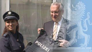 Sicherheit durch Stärke – neues Sicherheitskonzept für Bayern - Bayern