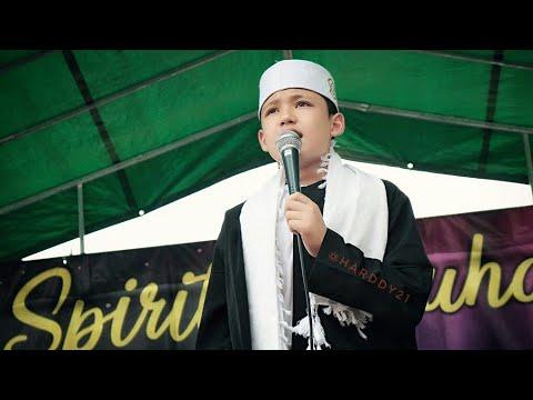 Merdunya Lantunan Sholawat Oleh ALWI ASSEGAF Untuk Memperingati Maulid Nabi  Muhammad SAW