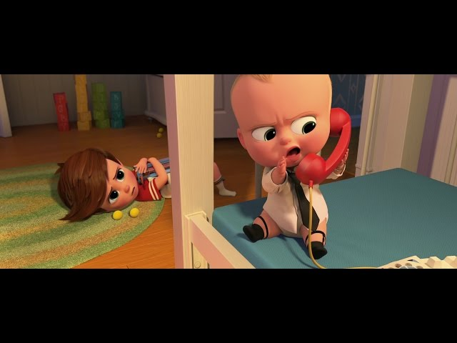The Boss Baby - Official Trailer #2