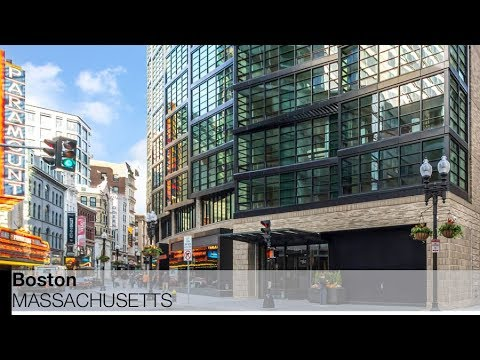 Video Of 580 Washington Street Unit 703 | Millennium Place | Boston, MA By Dave Sampson