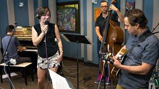 Sara Gazarek 'After You've Gone' | Live Studio Session