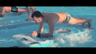 Waterflex - Tapis flottant AquafitMat